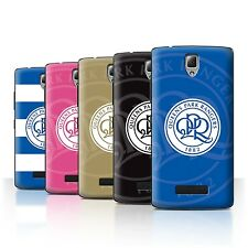 Official Queens Park Rangers FC Case for Lenovo A2010 /QPR Football Club Crest