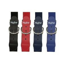 Rawlings Baseball Belt - Maroon/Royal Blue