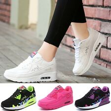 Womens Fashion Athletics Breathable Casual Running Lace Up Sport Shoes US SZ 5-9