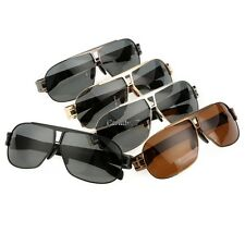 NEW Mens Polarized Sunglasses Outdoor Sports Aviator Eyewear Driving Glasses