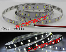 1-50M 5630 White 60Leds/m SMD LED Strip Lights DIY Lamps Non-Waterproof IP20