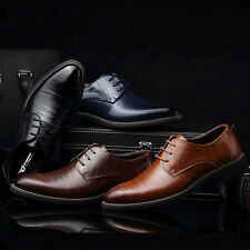 Men's Formal oxfords leather Shoes Fashion European style Casual/Dress Shoes