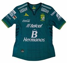 Club Leon Authentic Home Soccer Jersey By Pirma Official Licensed Product NWT