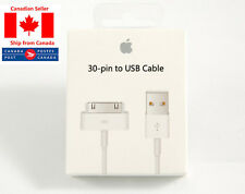 OEM 1M 30-pin to USB Data Sync Charger Cable For iPhone 3 3S 4 4S iPad 2