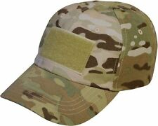 Operator Cap Military Low Profile Adjustable Tactical  Without flag