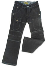 Tommy Rocket Black Skinny Leg Jeans