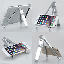 "Portable metal stand for all iPad,iPad Air,iPAD Mini,galaxy 5-11"" tablet/phone"
