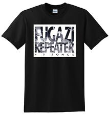 FUGAZI T SHIRT repeater vinyl cd cover tee SMALL MEDIUM L or XL