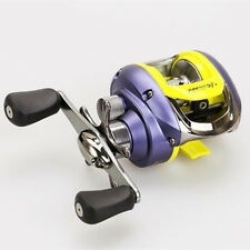 12+1BB 6.2:1 Left Right Hand High Speed Baitcasting Fishing Reels Baitcaster