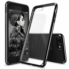 Ultra Thin TPU Clear Crystal Rubber Back Case Cover for Apple iPhone 7 Plus
