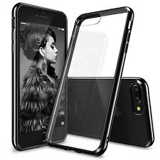 Ultra Thin Clear Crystal Rubber TPU Soft Case Cover for Apple iPhone 7 / 7 Plus