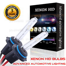 HID Headlight Replacement Bulbs Xenon Light 9006 Low Beam 9005 High Beam 6K N1