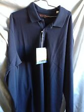 L/S Professional Polo 511 Tactical NAVY #42056