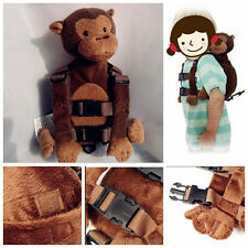 Baby Kid Safety Harness Strap Toddler Keeper Walking Cosplay Backpack Reins Bag