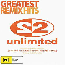 2 Unlimited / Greatest Remix Hits / CD / Techno / House / Electro / Australia
