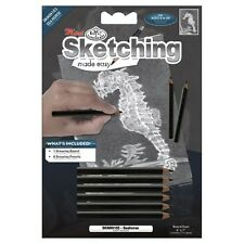Mini Sketching Made Easy Kit 13cm x 18cm. Shipping is Free