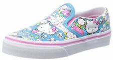 vans classic slip on hello kitty infant / junior pumps UK1.5