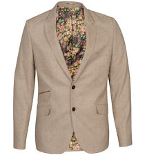 BNWT Guide London Mens New Arrival JK3102 Button Fastening Blazer Jacket