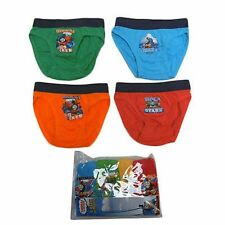 BRAND NEW 4 PACK OF BOYS THOMAS AND FRIENDS BRIEFS UNDERWEAR size 2/3 and 3/4