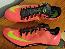 NEW Nike SuperFly R4 Track and Field Racing Spikes MENS Shoes 526626 603 Punch