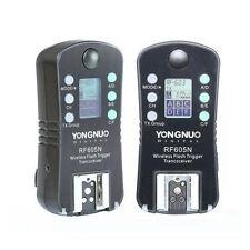 Yongnuo Wireless Flash Trigger Transceiver Set RF-605