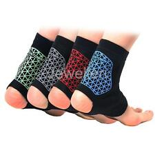 1 x Breathable Ankle Support Foot Protector Elastic Brace Guard Sport Gym Sock