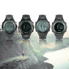 Outdoor Sports Watch Altimeter Barometer Thermometer Digital Compass Pedometer
