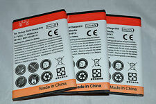 Samsung Batteries x 1 2 3 or Charger for Droid Charge i510 EB504465 1800mAh