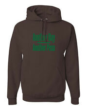 Another Day Another Peso Hoodie Funny Sweatshirt Mexican Money Dollar FREE S&H!!