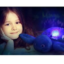 Tranquil Turtle LED Night Light Lamp Musical Star Projection Baby Sleep Aid Hot!