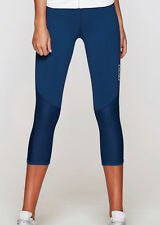NEW Womens Lorna Jane Activewear Lapse 7/8 Tight