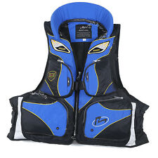Professional Life Vest For Drifting Boating Survival Fishing Ajustable Jacket