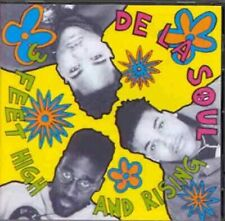 3 THREE Feet High and Rising De La Soul Remastered Special Audio Music CD