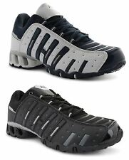 Air Tech Mens Casual Running Trainers Lace Up Gym Fitness Sports Shoes Size