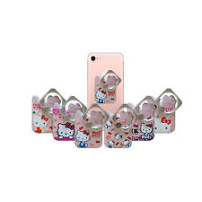 Genuine HELLO KITTY Cell Phone Grip Holder Mount Stand Finger Ring