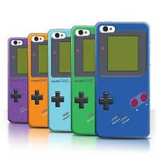 STUFF4 Back Case/Cover/Skin for Apple iPhone 5C/Video Gamer/Gameboy