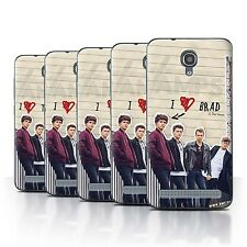 Official The Vamps Case/Cover for Alcatel Idol 2 Mini S /The Vamps Secret Diary