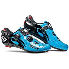 SIDI Wire Cycling Shoes Chris Froome TDF 2015 Winner Sky Limited Edition -Blue