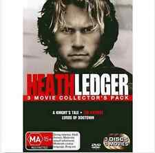 A KNIGHT'S TALE / LORDS OF DOGTOWN / THE PATRIOT (2000) (HEATH LEDGER COLLECTOR'