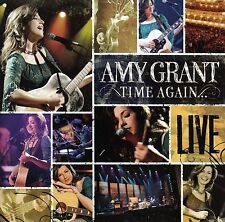 AMY GRANT Time Again... Live CD Christian - 2 Discs