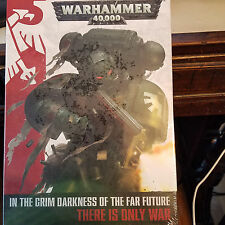 WARHAMMER 40,000 40K RULE BOOK SET (Games Workshop Warhammer 40K) New Sealed