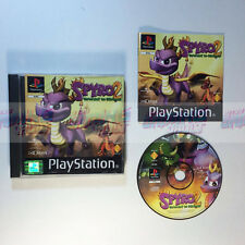 SPYRO: Gateway to Glimmer - RARE (Near MINT Disc) Playstation 1 PS1 PAL [TESTED]