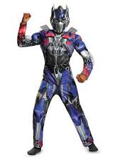Child Transformers Optimus Prime Classic Muscle Costume by Disguise 73515
