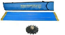 Brand New Bailey Chimney Brush Sweep Sweeping Rod Set Universal