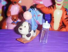 Rement Winnie the Pooh Eeyore Play Toy fits Fisher Price Loving Family Dollhouse