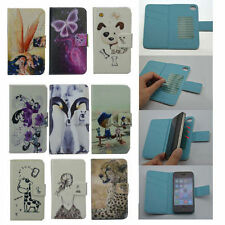 For DOOGEE case Wallet Card CUTE deluxe leather cartoon Cover