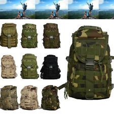 35L Military Backpack Hiking Camping Trekking Bag Assault Hiking Tool Rucksack