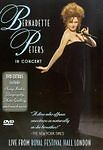 Bernadette Peters In Concert DVD 2001 very rare live royal festival hall LONDON