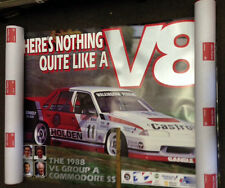 VL COMMODORE SS GROUP A WALKINSHAW ORIG FACTORY POSTER 1988 DEALER POSTER
