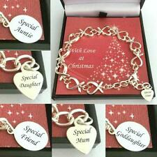 Bracelets for Christmas. Xmas Gift for Daughter, Mum, Special Friend, Auntie etc